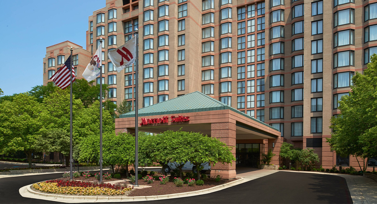 Marriott Suites O'Hare