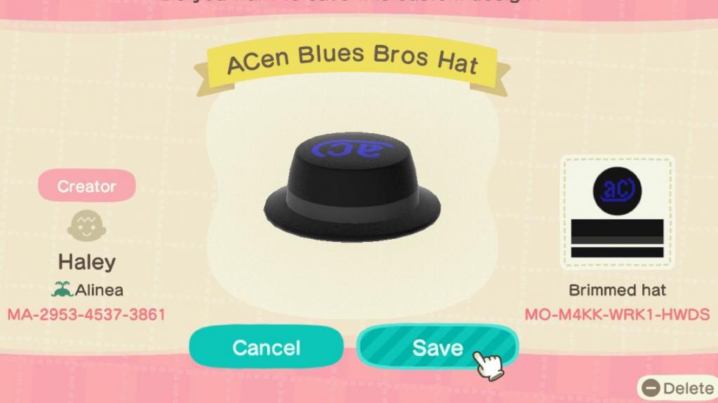 ACen Hat