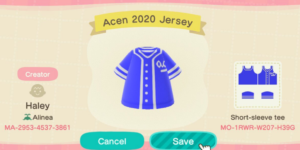ACen Jersey