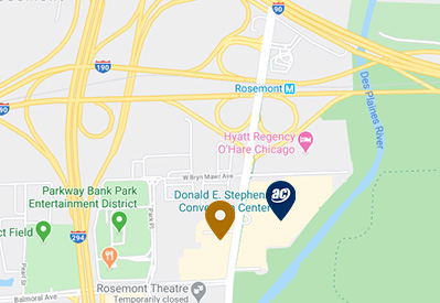 DoubleTree Distance Map